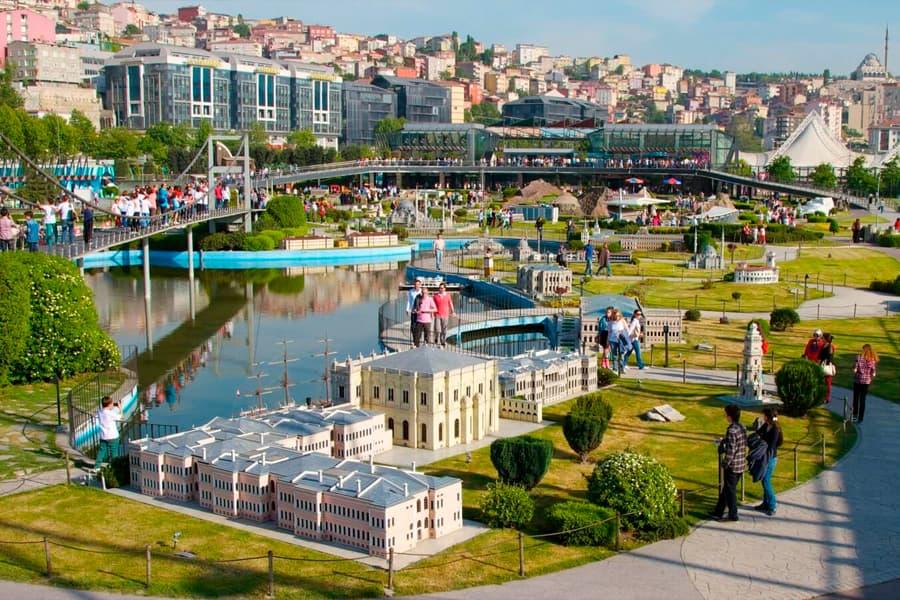 Стамбул для детей
